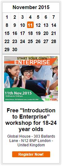 Free Enterprise Workshop in North Finchley