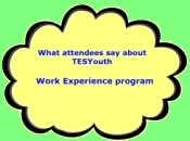 What young people say about TESYouth
