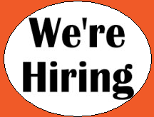 Vacancies, Managing Director with recruitment experience, Marketing Manager, Communications Manager, Sales Representative