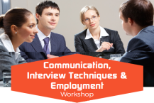 Communication & Employment workshop