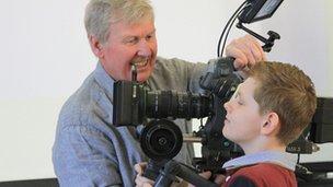 Young-filmmaker